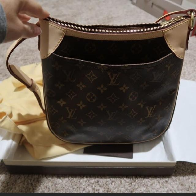 6a31cd0f3c3 % AUTHENTIC Louis Vuitton Odeon MM