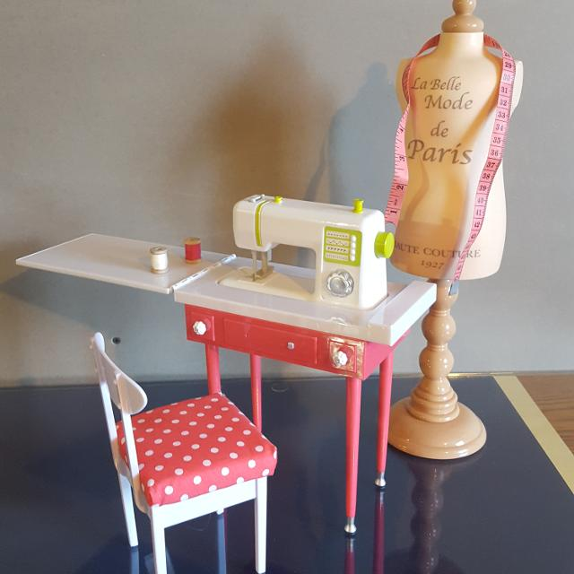 Find More Our Generation 40 Doll Sewing Table For Sale At Up To 40% Off Inspiration 18 Doll Sewing Machine