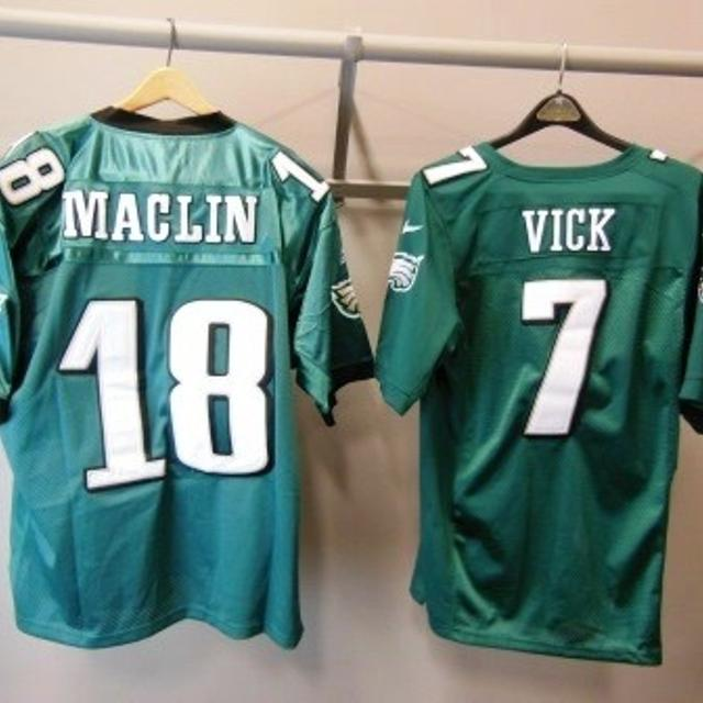 71e74b418ce Best Moving Sale 45.00 Takes Both Jerseys 2 Philadelphia Eagles Jerseys  Selling Together for sale in Potranco Road, San Antonio, Texas for 2019