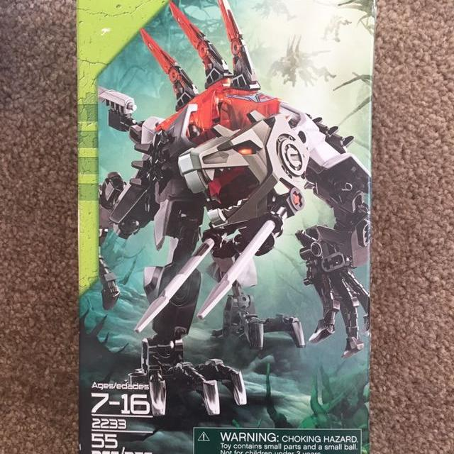 Find More Lego Hero Factory Fangz Nib For Sale At Up To 90 Off