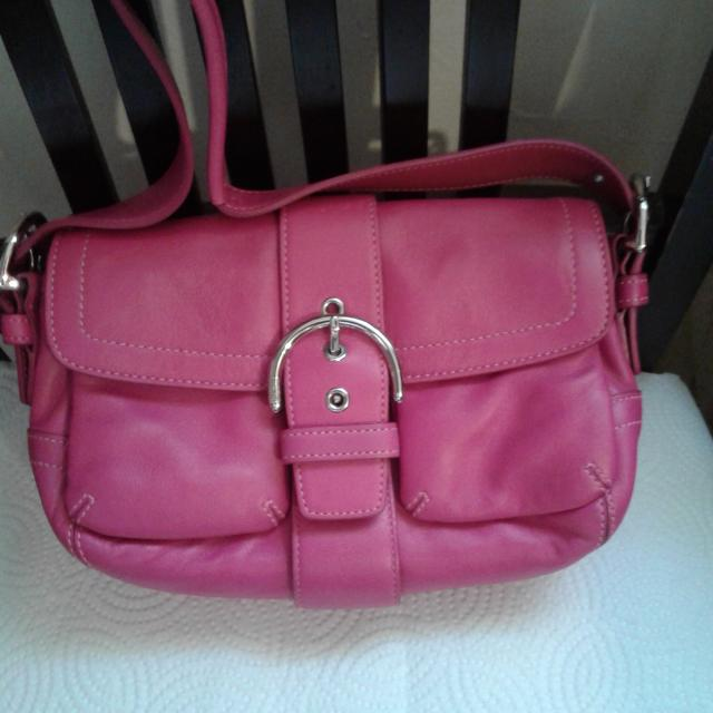 6c21f1cc03d15 Best Real Authentic Leather Coach Purse for sale in Yorkville ...