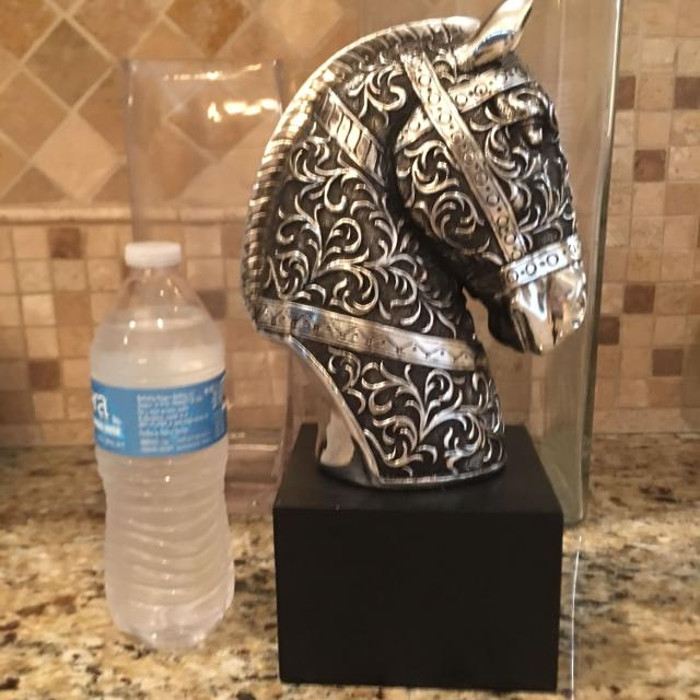 Find More Horse Head Statue Accent Decor For Sale At Up To