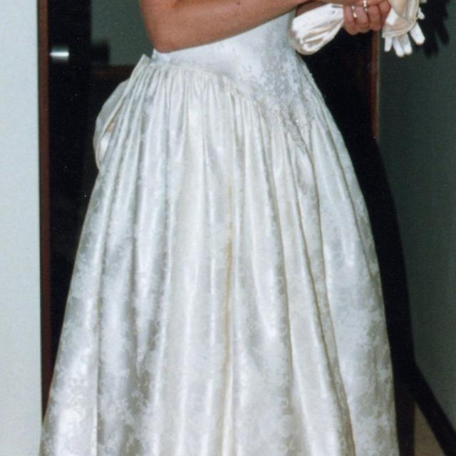 Best Vintage Jessica Mcclintock Wedding Dress for sale in Gibsons ...