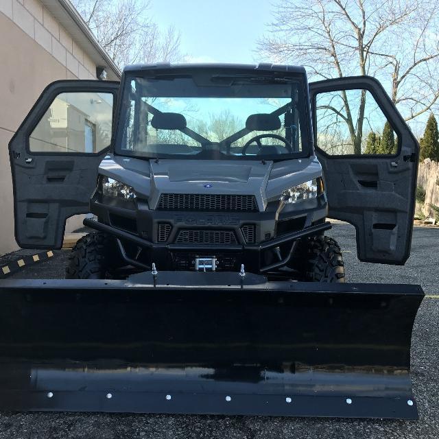 2013 Polaris Ranger Brutus Diesel
