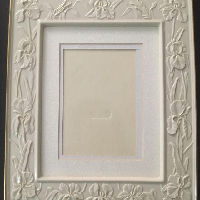 Find more Beautiful Ceramic White Lenox Picture Frame for sale at up ...