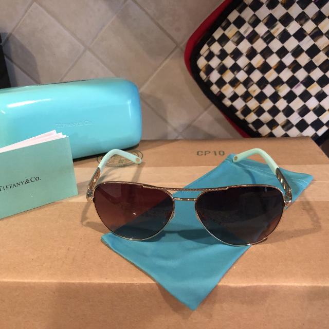 e44375fc67f4 Find more Tiffany Sunglasses...new Never Worn for sale at up to 90% off