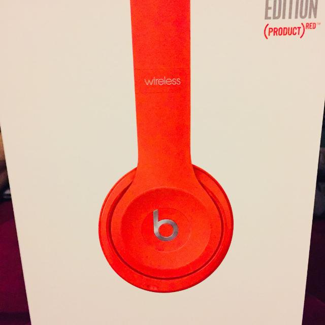 Best Beats Solo 3 Wireless - Product Red Edition for sale in Mississauga ef03cfd2a315