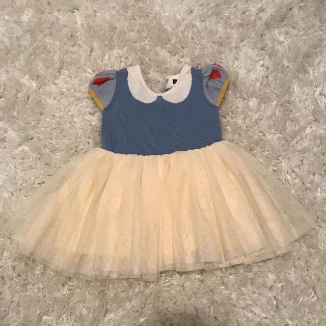 4c8d3e5c0 Find more Baby Gap Snow White Sweater Tutu Dress 18 24 Months for ...