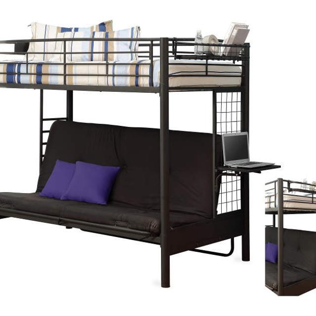 Metal Futon Bunk Bed Er Can Meet Near Greensboro Nc
