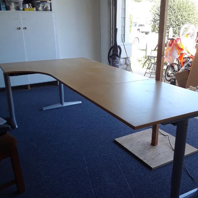 Ikea Effektiv Modular Desk
