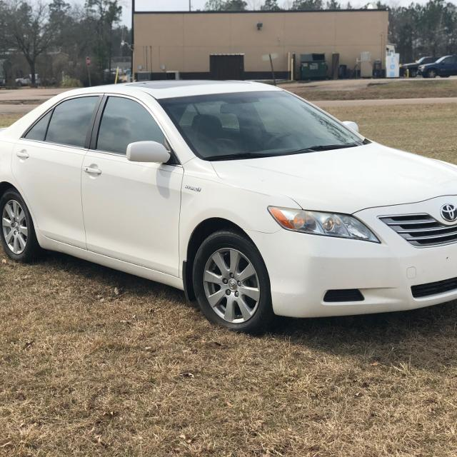Best 2007 Toyota Camry Hybrid 40mpg For In The Woodlands Texas 2019