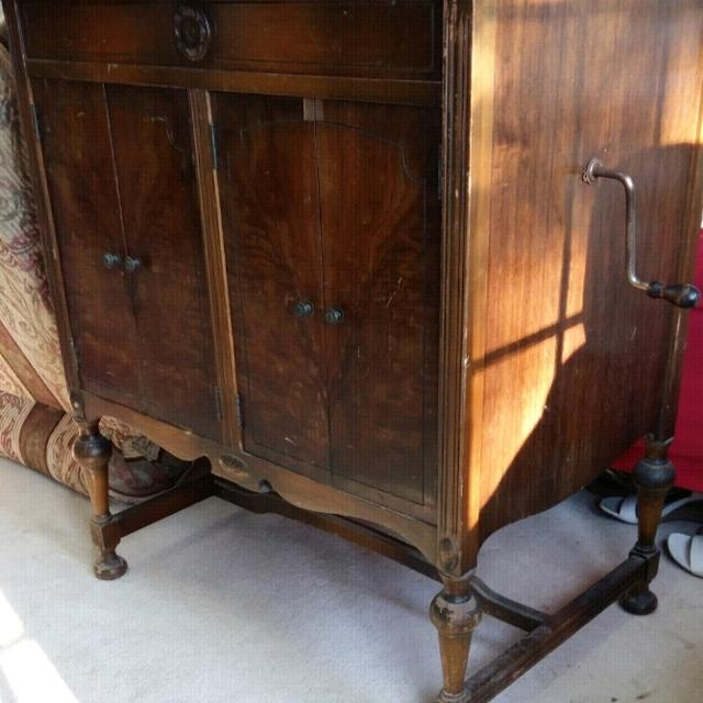 Antique gramophone cabinet - Find More Antique Gramophone Cabinet For Sale At Up To 90% Off