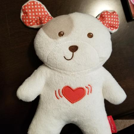 Heartbeat Bear For Newborns