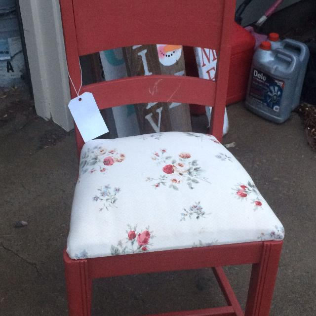 Chalk painted Antique Chairs Set of 2 - Best Chalk Painted Antique Chairs Set Of 2 For Sale In Klamath Falls
