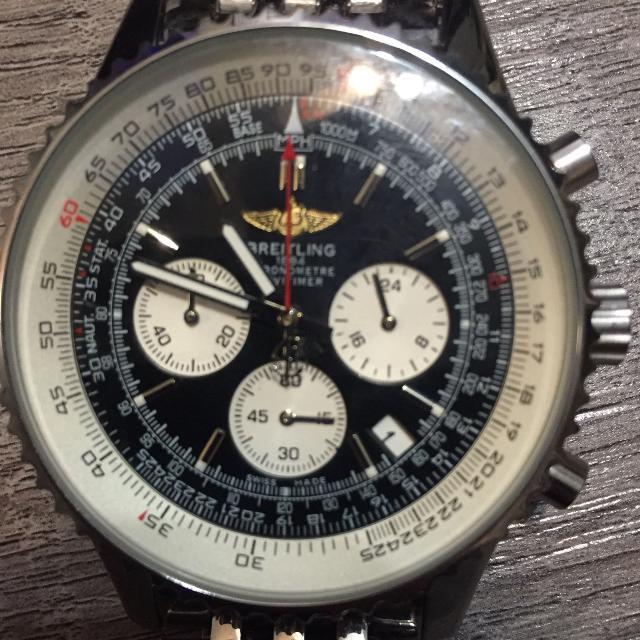 6f0ae07e2645e0 Best Breitling 1884 Watch Chronmetre Navitimer Replica for sale in North  York