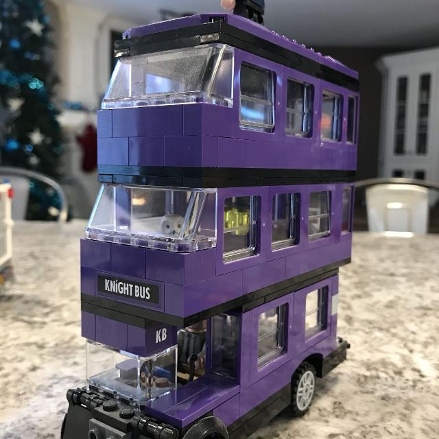 Find More Lego Harry Potter Knight Bus For Sale At Up To 90 Off