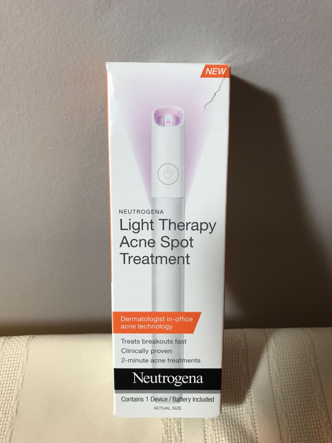 Find More Neutropenia Light Therapy Acne Spot Treatment For Sale