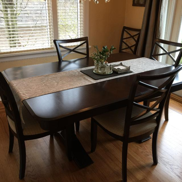 Sagers Dining Room Suite Solid Wood Quality Construction