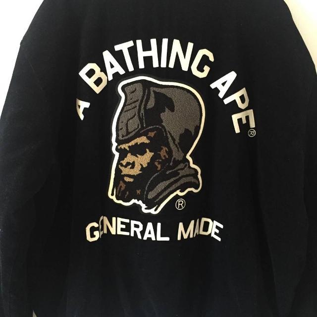 Best A Bathing Ape (bape) General Made Corduroy Varsity Jacket for sale in  Portland 00a82018b5cd