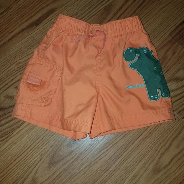 46399cfcfd Find more Baby Gap Boys Swim Shorts, Size 3-6 Months for sale at up ...