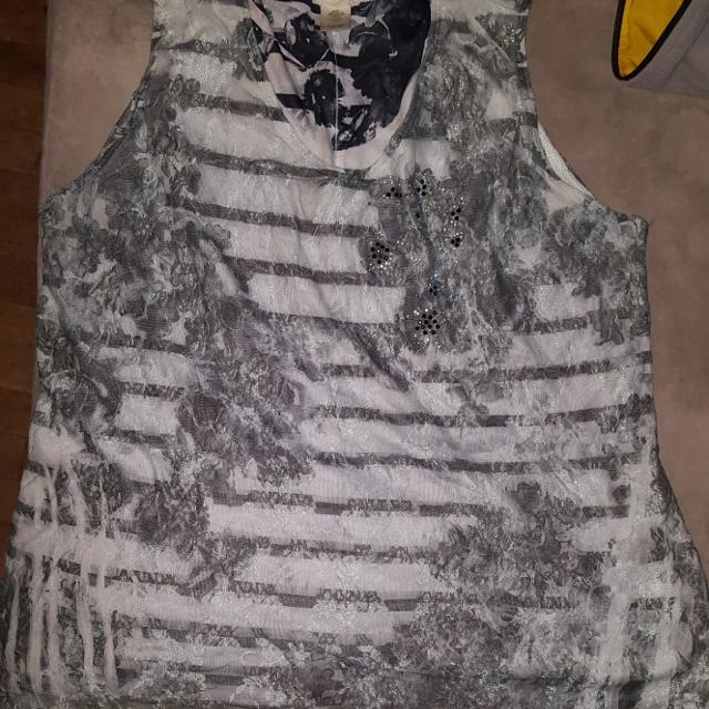 64e40f7f3e045 Find more Women s Dressy Tank Top Size 3x for sale at up to 90% off