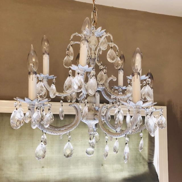 Antique Crystal Chandelier - Find More Antique Crystal Chandelier For Sale At Up To 90% Off