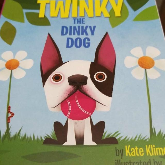 Find More Euc Stinky The Dinky Dog Childrens Book Ns Meet Ab