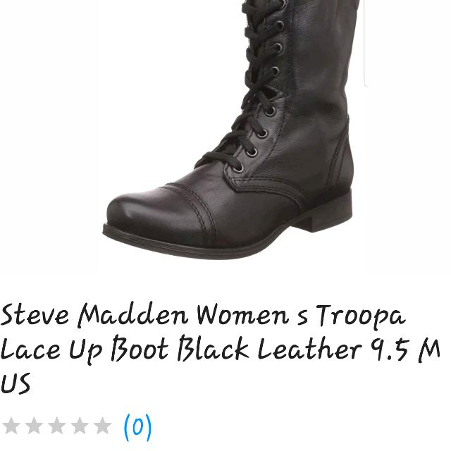2ab35989697 Best Women s Steve Madden Troops Size 9.5 for sale in Las Vegas ...