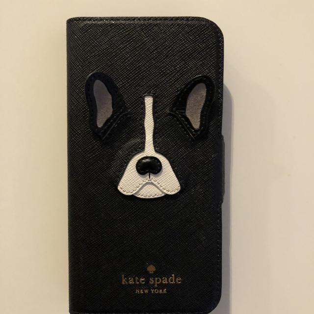 the best attitude cb6ec 08211 Apple iPhone 7 Wallet Case **KATE SPADE LIMITED EDITION**