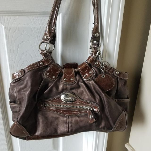c404a3c7d0fe Best Genna De Rossi Brown Purse for sale in Port Huron
