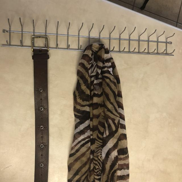 Find More Silver Hanging Beltscarf Holder Can Also Be Used For