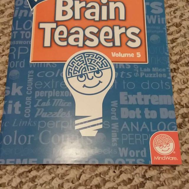 Minds are The best of Brain Teasers Vol 5