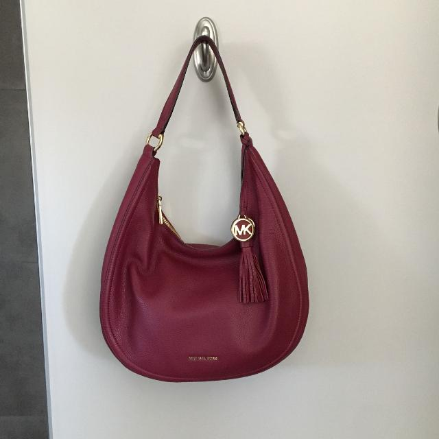 b67fec30a678d0 Best Authentic Michael Kors Lydia Handbag - Gently Used, Mint Condition!  for sale in Calgary, Alberta for 2019