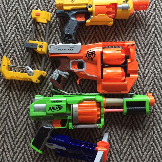 Best Toy Guns You Can Buy (Nerf Edition) | NerfGunRUs.com