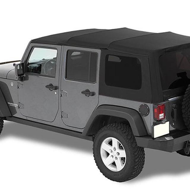 Jeep Wrangler 4 Door Soft Top >> Soft Top Jeep Wrangler 4door