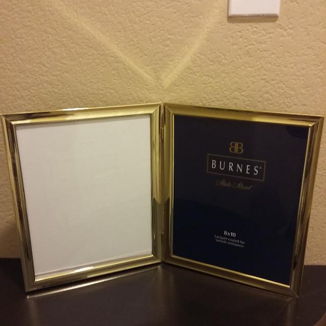 Best Burnes State Street 8 X 10 Hinged Picture Frames For Sale In