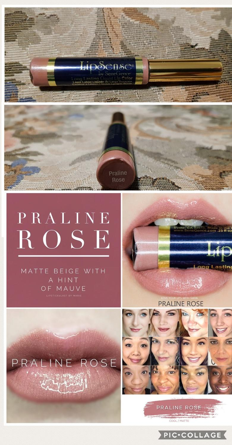 Find More Praline Rose Lipsense For Sale At Up To 90 Off