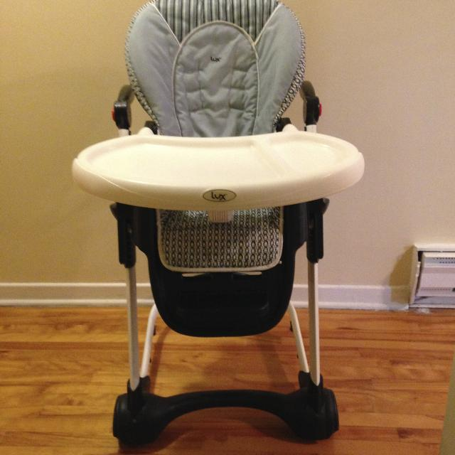 Best Safety First Lux Nosh High Chair For Sale for sale in Dollard ...