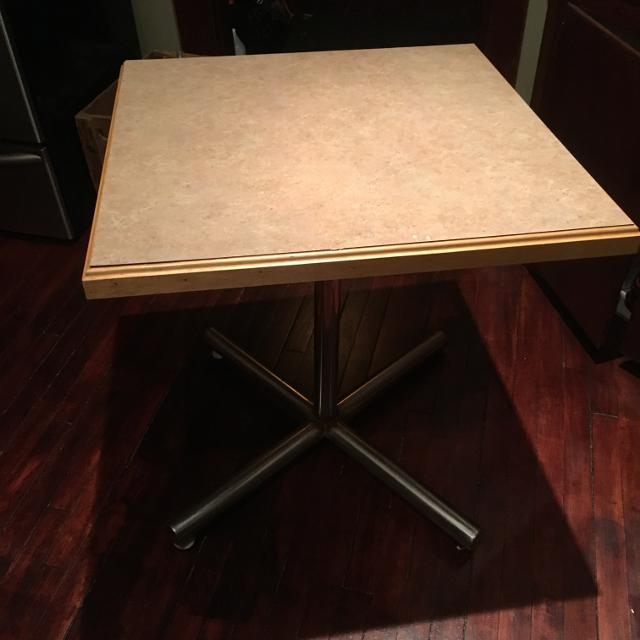 Best Round And Square Wood Trimmed Restaurant Table Tops For Sale In - Restaurant table tops for sale
