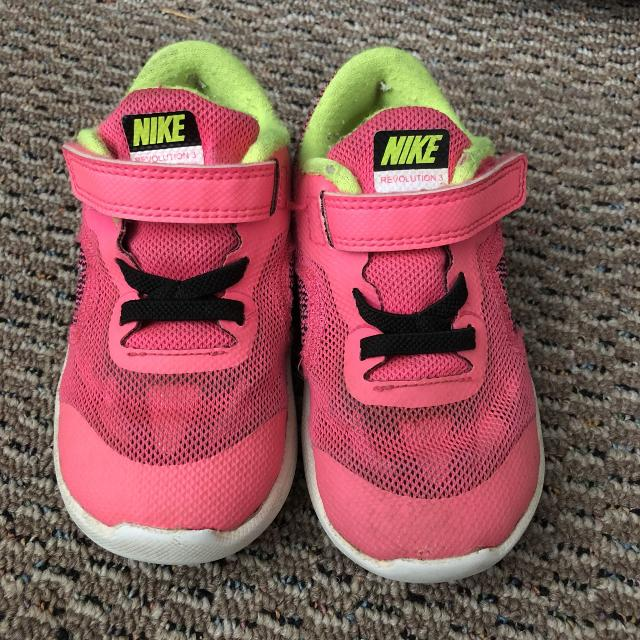 1c85807be8 Find more Nike Toddler Girl Tennis Shoes. Size 8 for sale at up to ...
