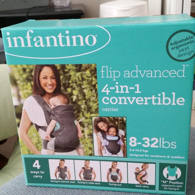 45c65a6724e Find more Infantino Flip Advanced Baby Carrier for sale at up to 90% off