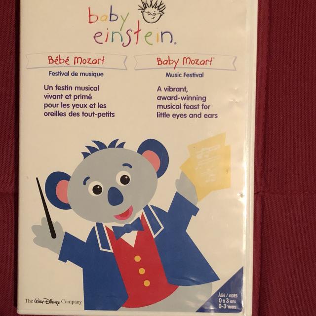 Best Baby Einstein- Baby Mozart Dvd For Sale In Dollard