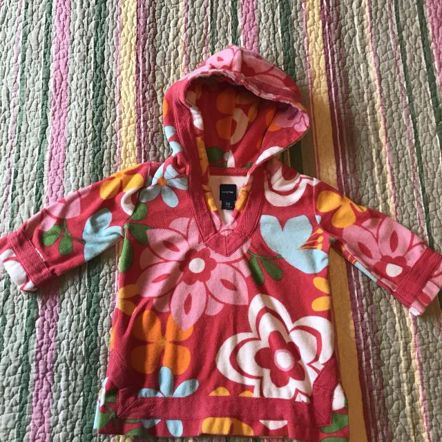 9783a9a133 Find more Baby Gap 6-12 Month Beach Cover Up/towel for sale at up to ...
