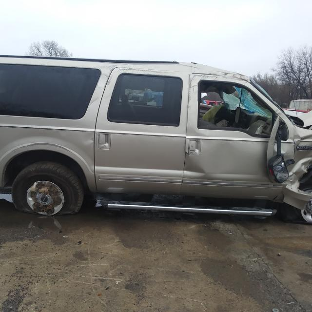 05 Ford Excursion 4x4 Parts