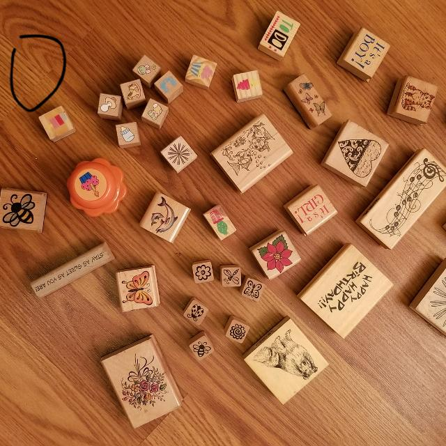 Ups Saraland Al: Find More Wood Stamps For Sale At Up To 90% Off