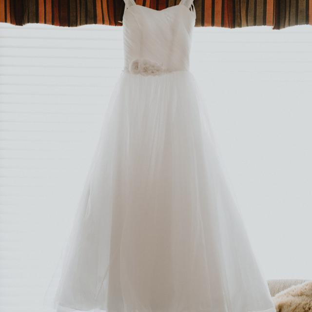Best Ball Gown Wedding Dress With Sweetheart Neckline for sale in ...