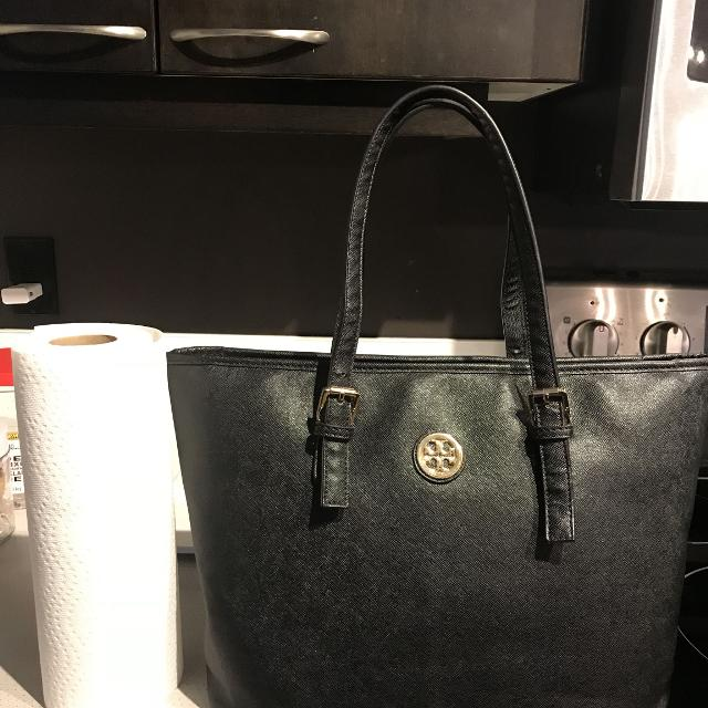 161542ea568 Best Authentic Tory Burch Tote Bag for sale in Calgary
