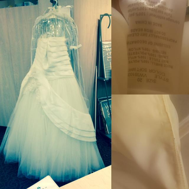Best Women\'s Plus Sz 20 Vera Wang Wedding Dress for sale in Durant ...