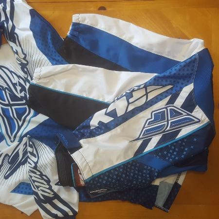 Racing shirt/pants/gloves reduced for sale  Canada