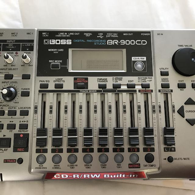 Find More Boss Br 900cd Recorder For Sale At Up To 90 Off